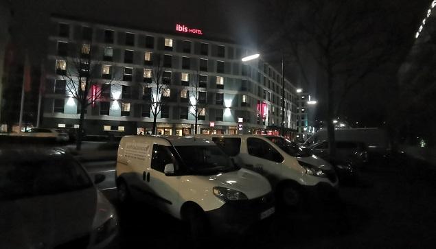 Auftragsengel Magazin: Hotel IBIS - Einsatz in der Nacht