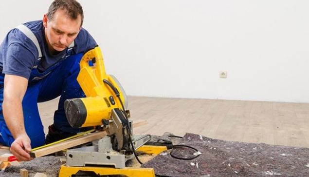 Auftragsengel Magazin: Fußbodenheizung selber verlegen - Planung und Arbeitsteilung